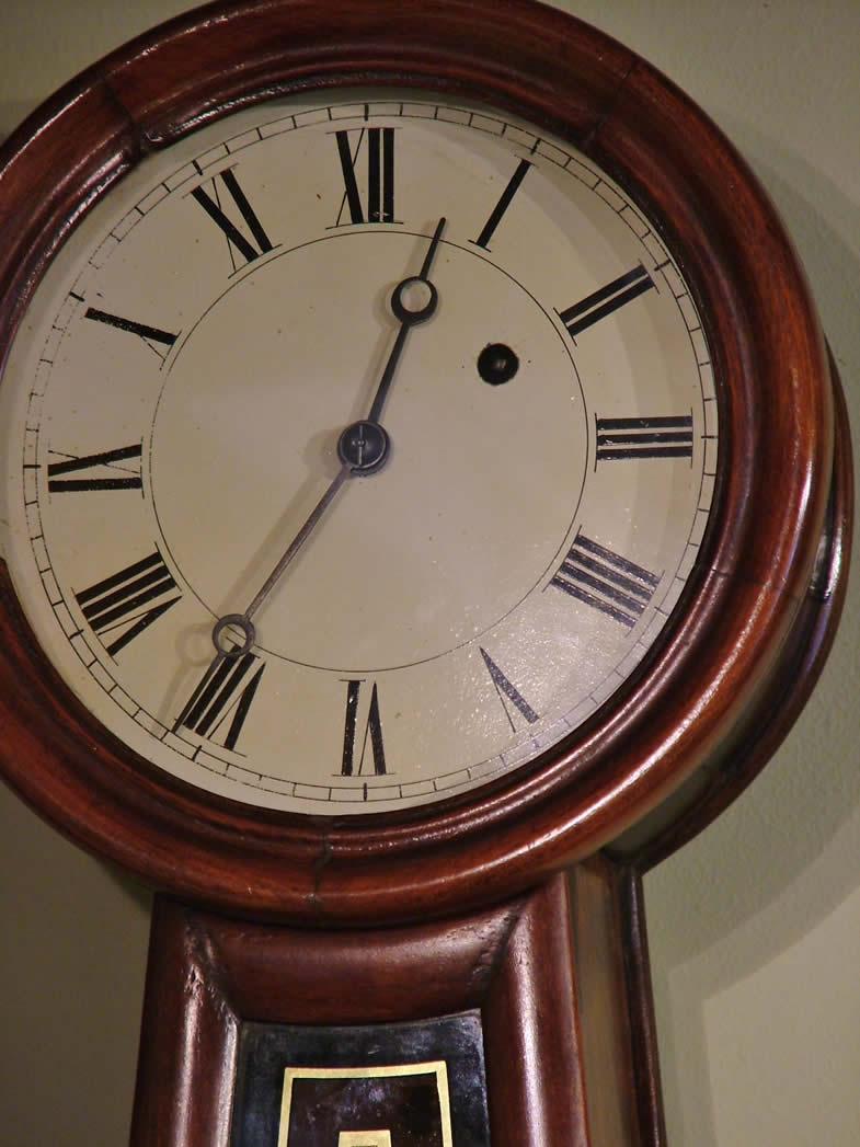 Antique Clocks, Antique Regulators