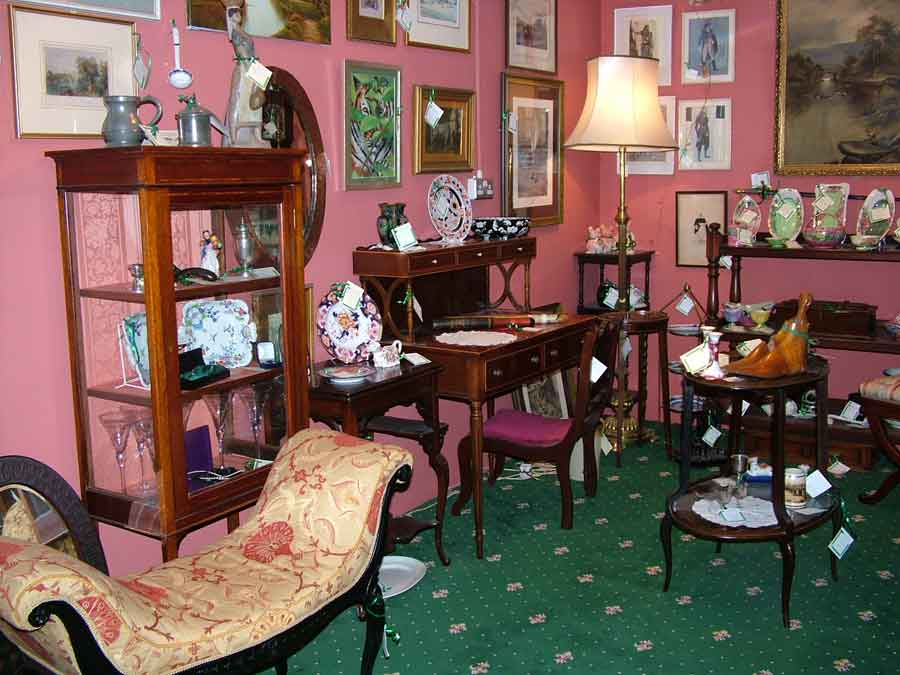 Finchingfield antique furniture